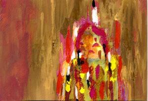Gouache & Watercolor